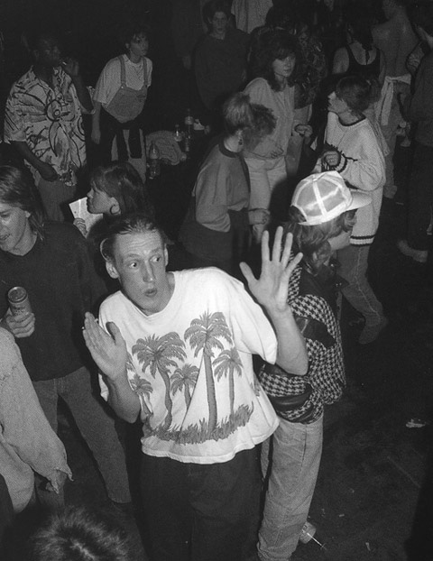 Raving culture of the late 80s beyond for Acid house rave