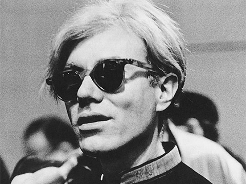 Andy Warhol Sunglasses  men s summer sunglasses