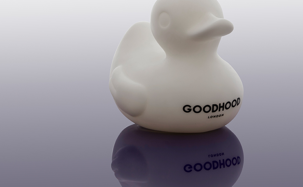 Gangster Rubber Duck Goods by Goodhood Rubber Duck