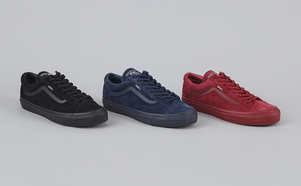 Vans Vault X Wtaps Aw15 Collection
