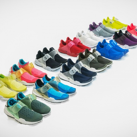 The History of the Nike Sock Dart