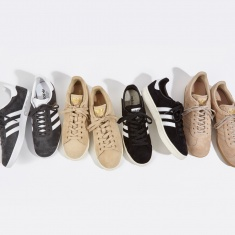 Adidas SS17 Campus Delivery