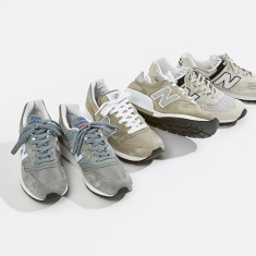 New Balance SS17 March Delivery
