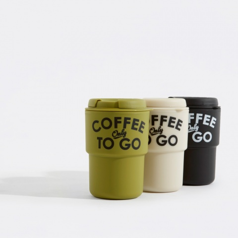 coffee on the go cup