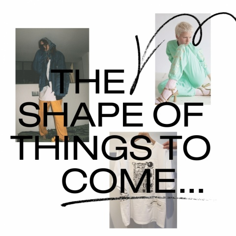 The Shapes of Things to Come SS18 Womens