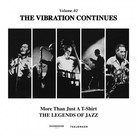 More Than Just A T-Shirt Vol.2 - The Vibration Continues