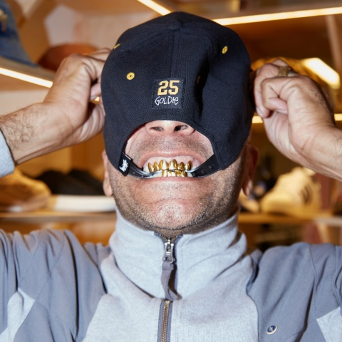 Over the Counter Culture: Goldie | Goodhood