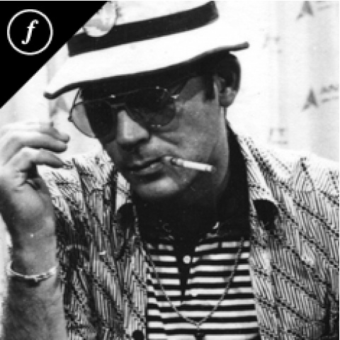 Antihero: Hunter S Thompson