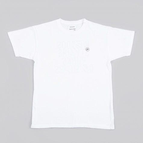Goods by Goodhood Weirdos T-Shirt - White