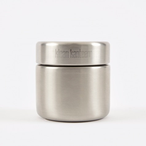 Food Canister 236ml - Brush Stainless
