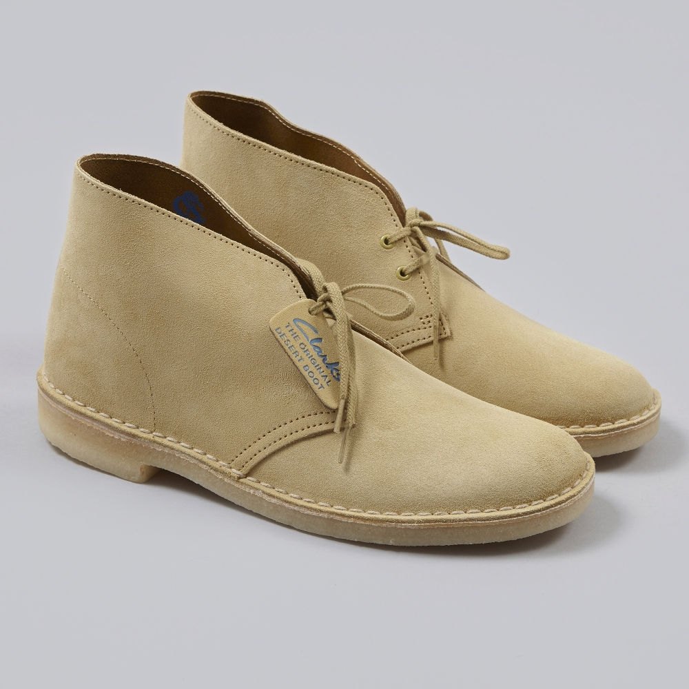 Clarks Original Desert Shoe London