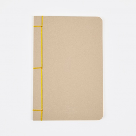 Bookbinders Book S Port - Beige/Yellow