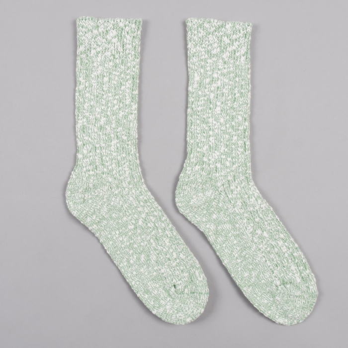 Wigwam Cypress Socks - Green (Image 1)