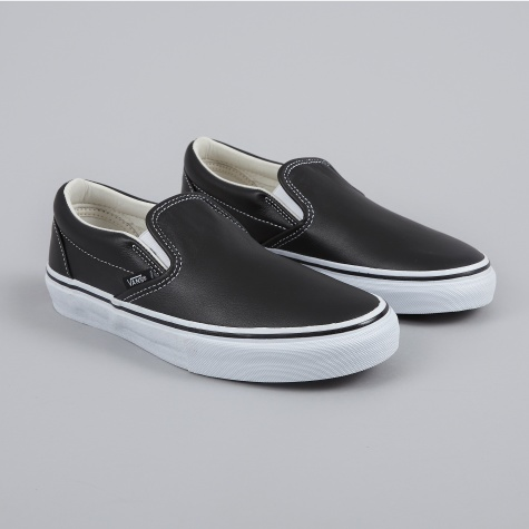 Classic Slip-On VLT - Black