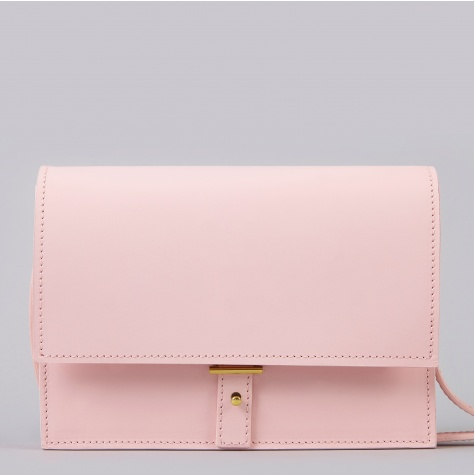 PB0110 AB10 Strap Bag - Light Pink