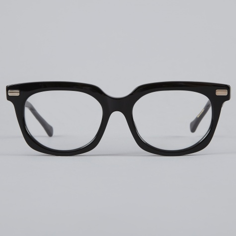 Salinger Clear Glasses - Black