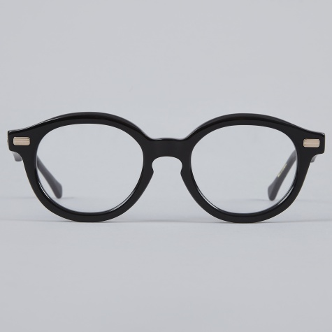 Kerouac Clear Glasses - Black