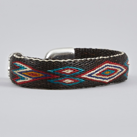Bendable H.H.H Bracelet - Black, Multi