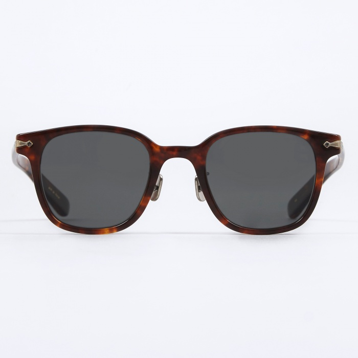 Eyevan 711 Sunglasses - Demi/Black (Image 1)