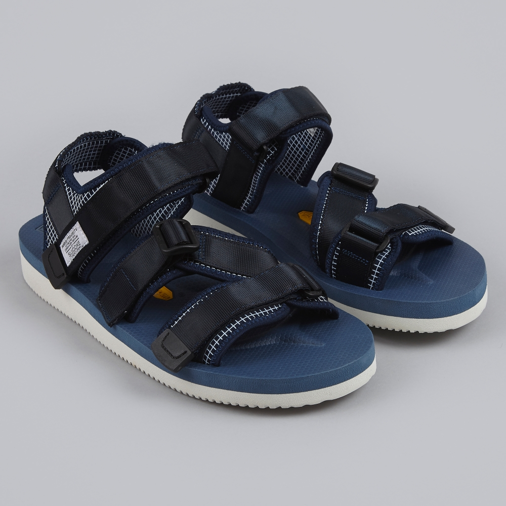 2e3157413ea Very Goods | Norse Projects x Suicoke Sandals - Dark Navy