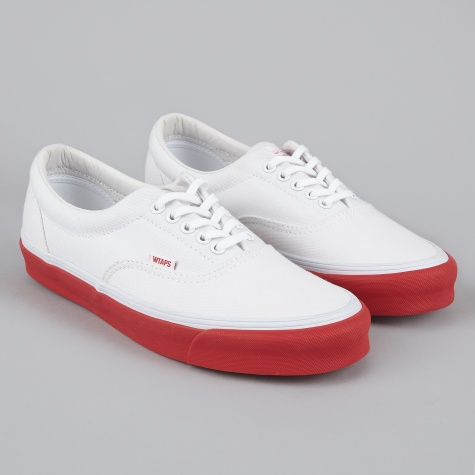 Vault x Wtaps OG Era LX - White/Red