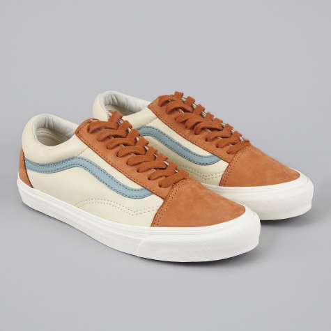 Vault OG Old Skool LX - Leather Brown/Arona