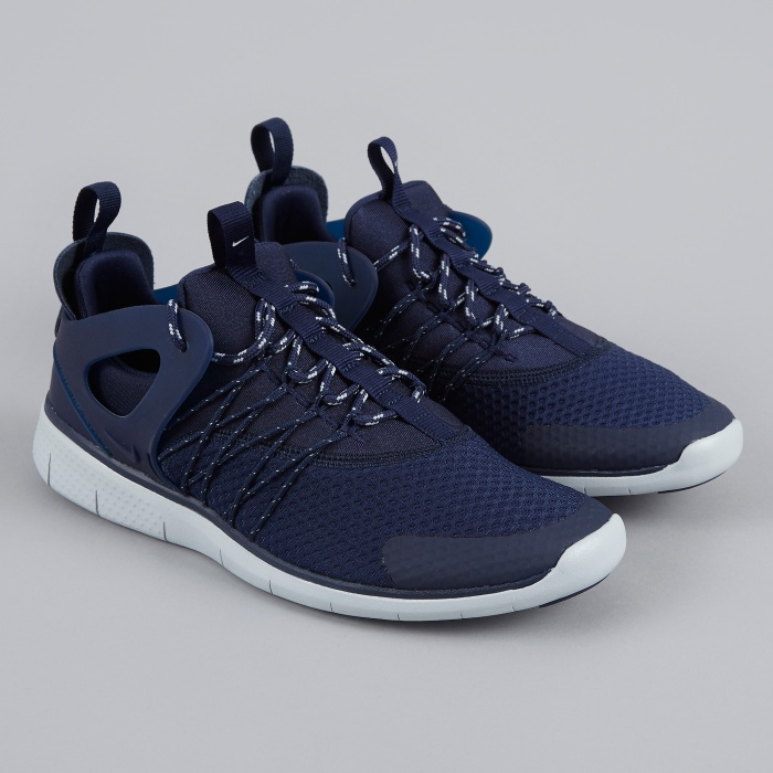 best sneakers a7e5e 860be Nike Free Viritous - Midnight Navy