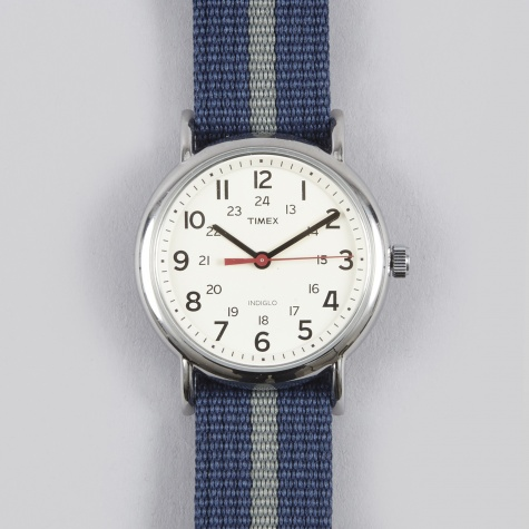Weekender Watch - Blue/Grey