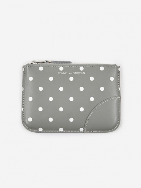 Polka Dot Print (SA8100PD) - Grey