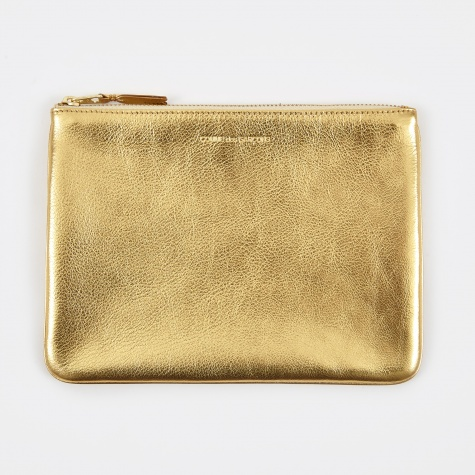 Comme des Garcons Wallet Classic Leather W (SA5100G) - Gold