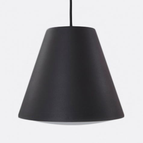 Wrong for Hay Sinker Pendant Small - Signal Black