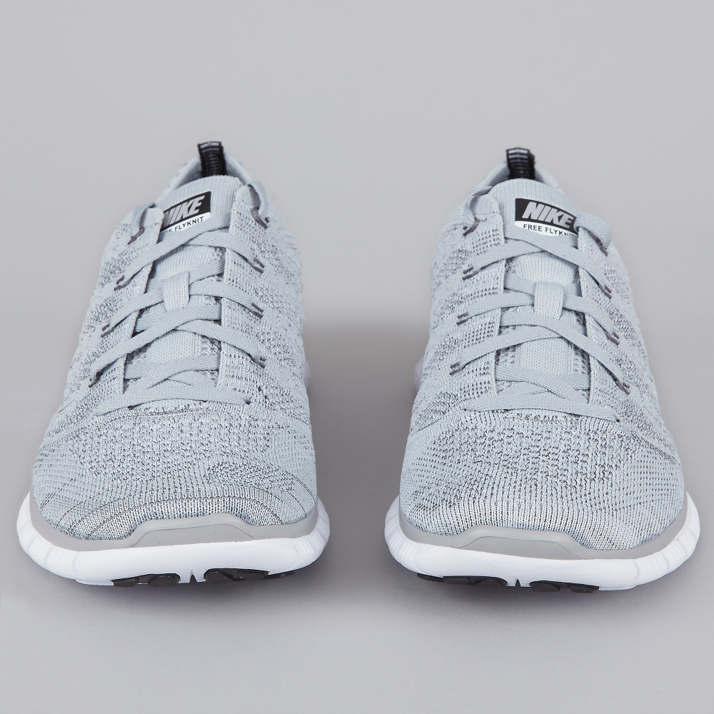 Nike Free Flyknit NSW - Wolf Grey/Black