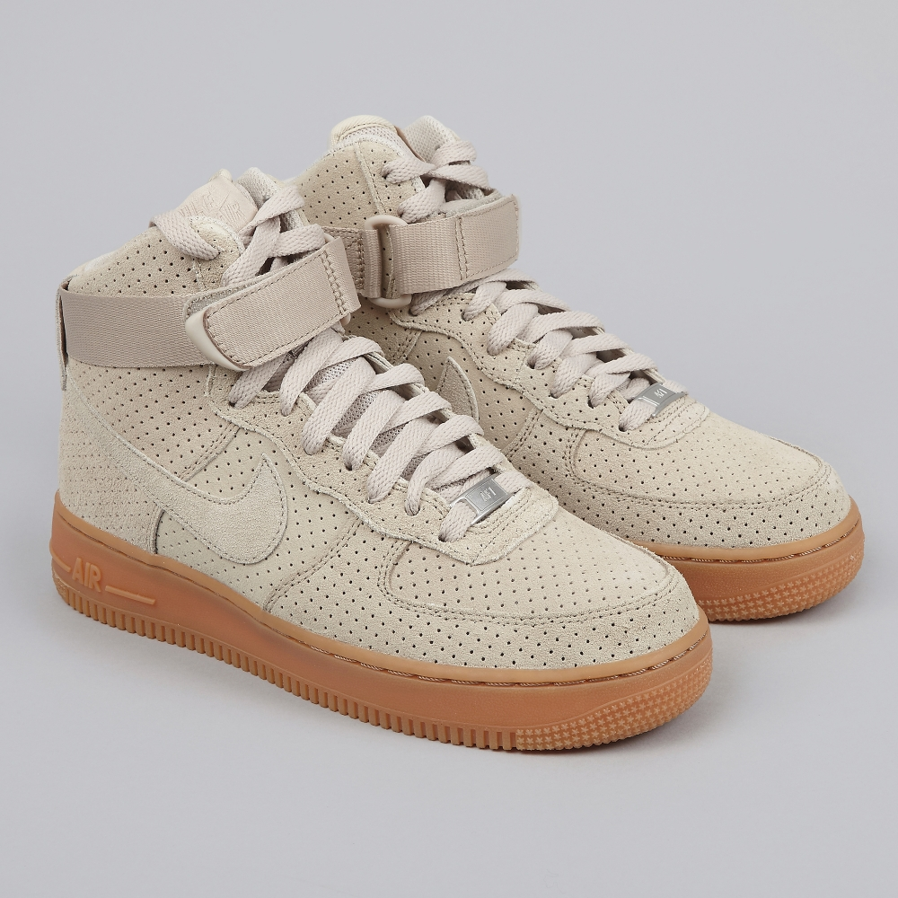 nike air force 1 hi suede string string. Black Bedroom Furniture Sets. Home Design Ideas