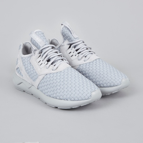 Tubular Runner - Grey/White