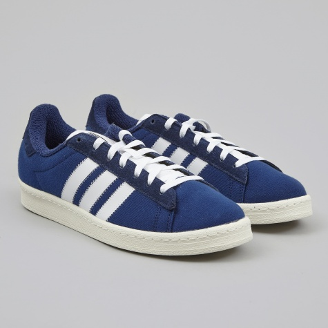 x Bedwin Campus 80s - Dark Blue/White