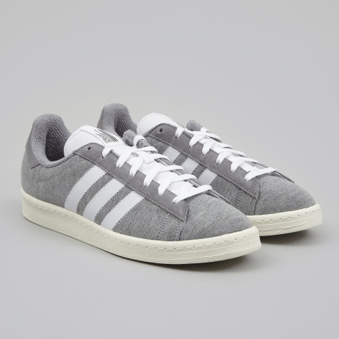 x Bedwin Campus 80s - Grey Heather/White