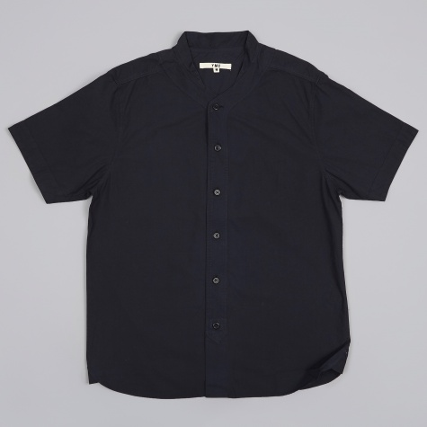 SS Baseball Shirt - Navy