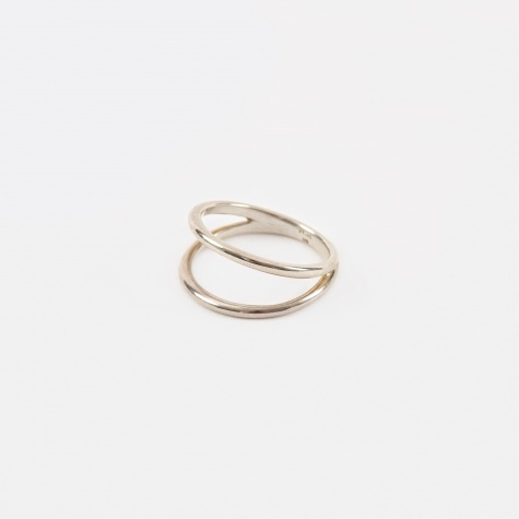 Sliced Ring - 10K Gold