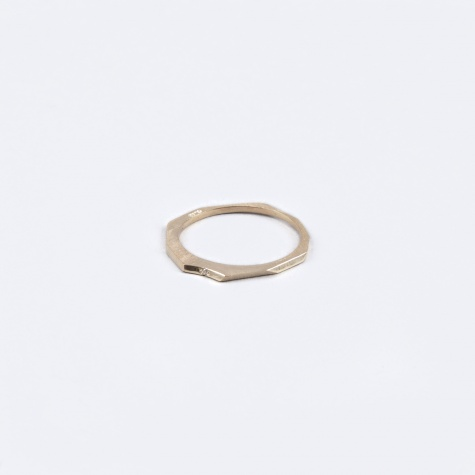 Diamond Ring - 10K Gold