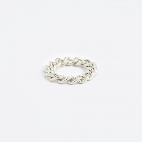 Chain Ring - Silver
