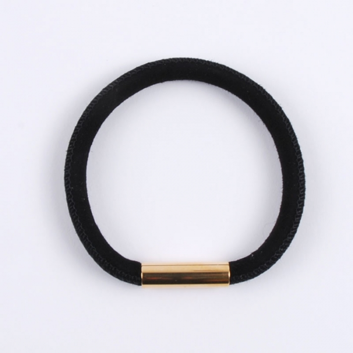 Sabrina Dehoff Bangle - Black (Image 1)