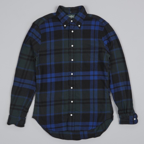 Oxford Shirt - Big Blanket Check