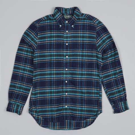 Oxford Shirt - Japanese Flannel