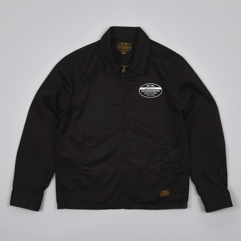 Kendall Work Jacket - Black