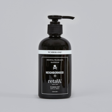 x retaW Number One Hand Soap