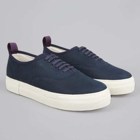 Mother Nubuck - Deep Navy
