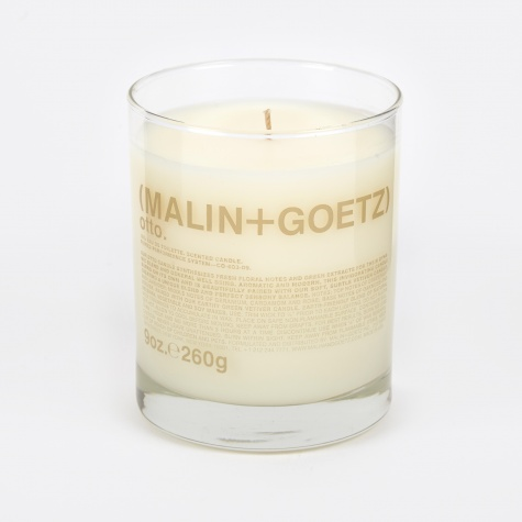 Malin & Goetz Scented Candle - Otto