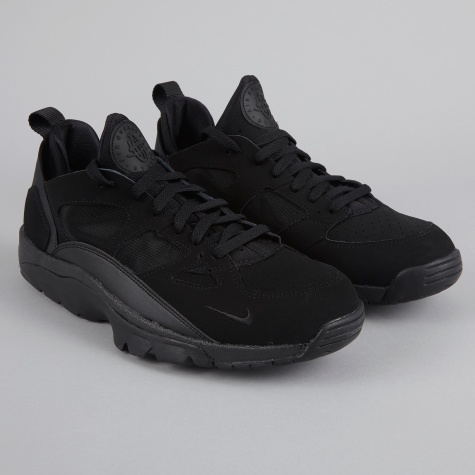 Air Trainer Huarache Low - Black/Black
