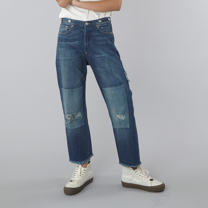 levis vintage clothing 1915 501 cone mills collaboration