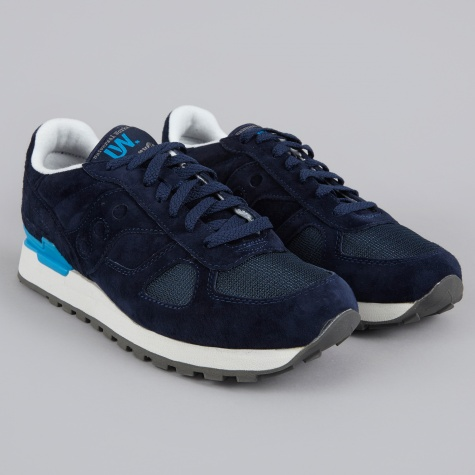 x Saucony Shadow Original - Navy Suede